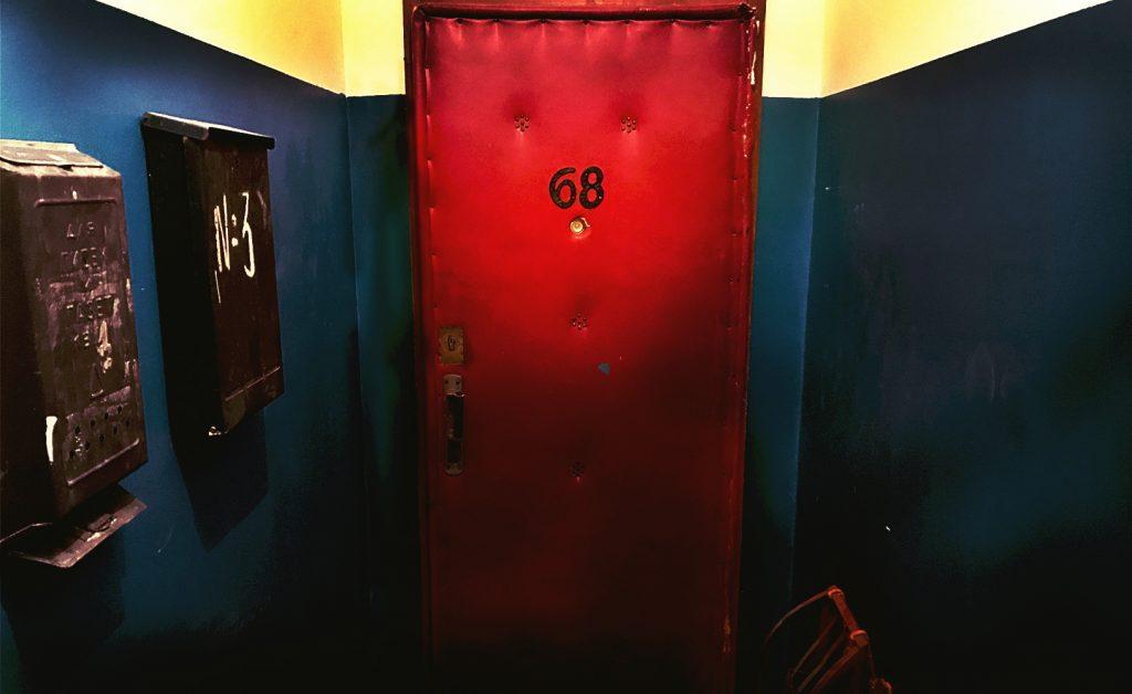 דירה 68 - חדר בריחה מפחיד בהרצליה