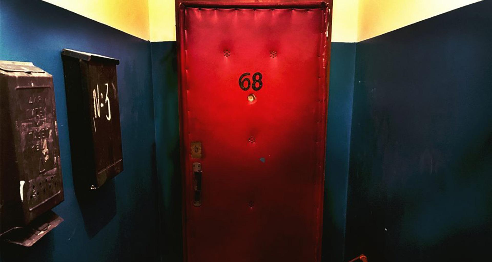 האתגר : דירה 68 ! חדר בריחה מפחיד - לאמיצים בלבד. מיקום : משכית9, קומה 4,הרצליה