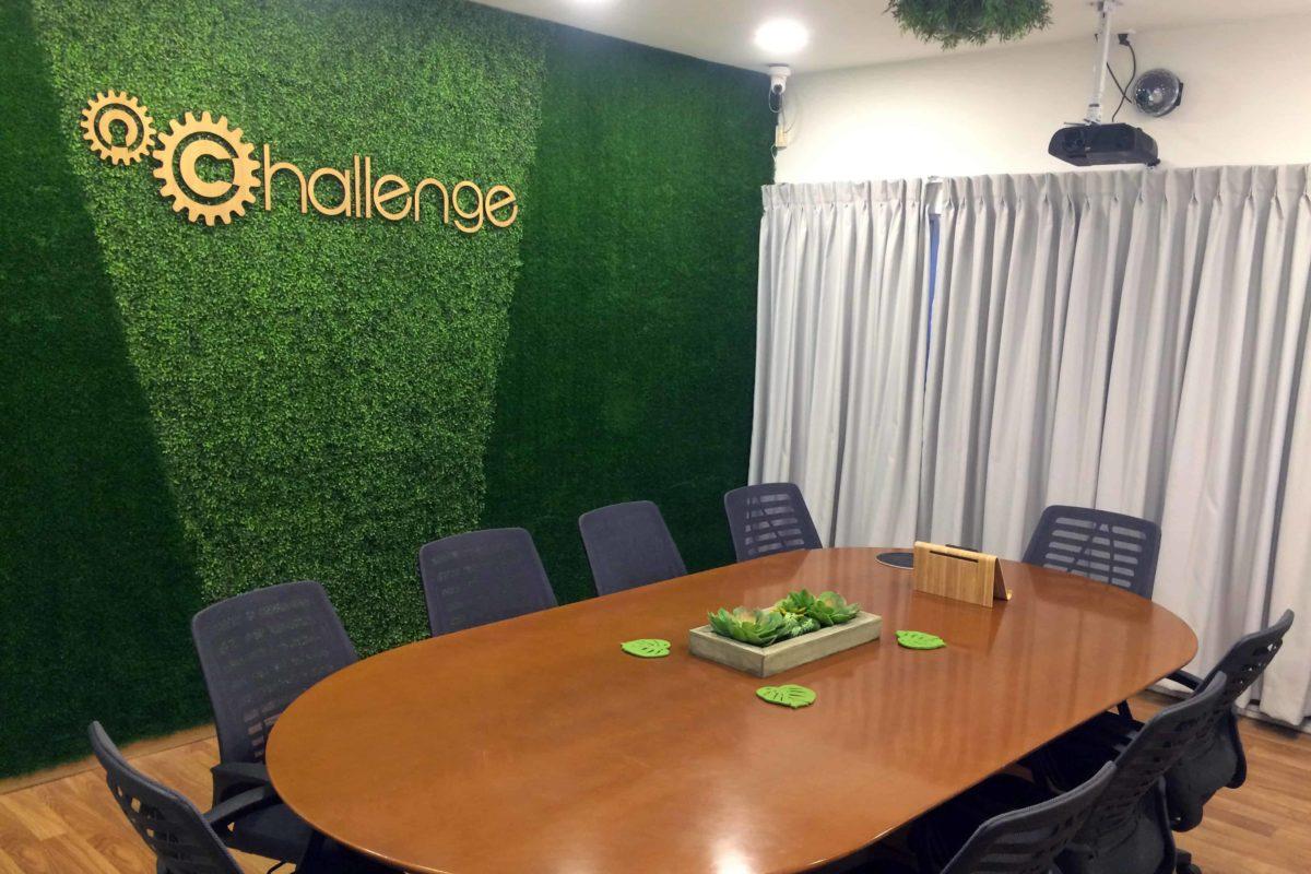 חדר ישיבות פרטי ואינטימי במתחם צ'אלנג' בהרצליה פיתוח