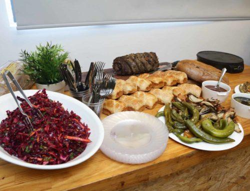 פעילות גיבוש כולל ארוחה איכותית וטעימה
